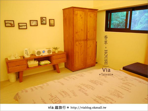 【新社】香草HOUSE~新社薰衣草森林最新溫暖系民宿(上)31
