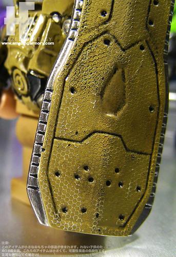 HAZEL's - Snake Skin Effect [Shield]