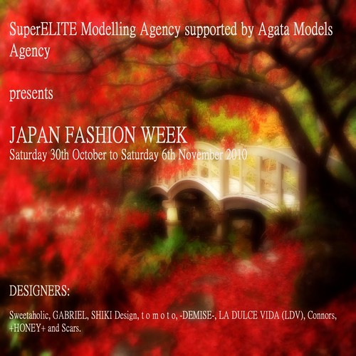 SuperElite Japan Fashion Week - Final Show 00