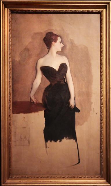 Study of Mme Gautreau, John Singer Sargent, circa 1884