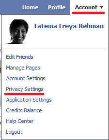 005 Privacy Settings
