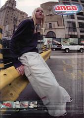 1998 JNCO Ad (sciencensorcery) Tags: fashion magazine ad advertisement 1998 nineties 90s jnco