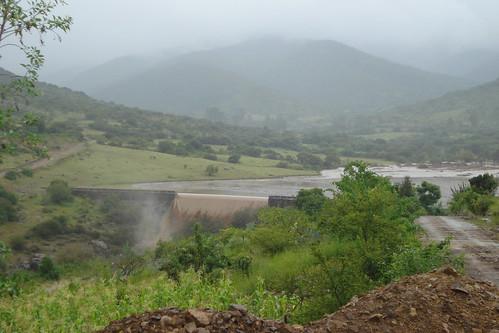 La Presa en Teotitlán del Valle