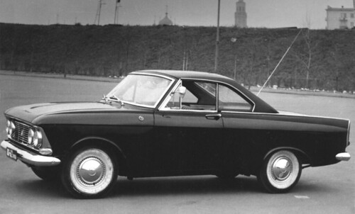 1964 AZLK Moskvitch 408 ''Tourist''