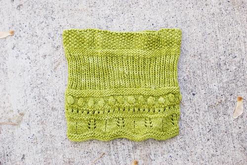 Fast knit
