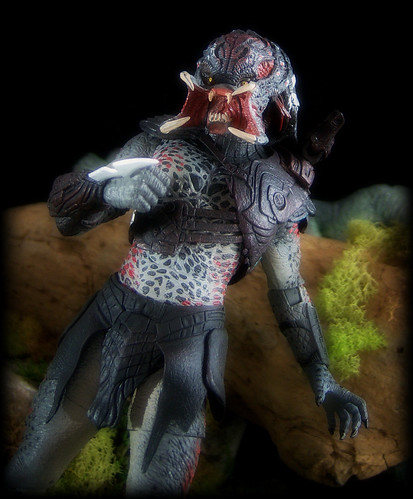NECA Predators - Berserker Predator [Unmasked] - a photo on