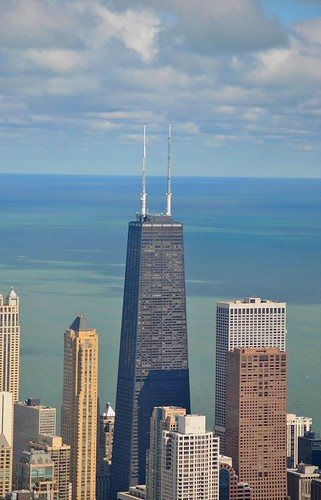 View From Willis Tower Chicago