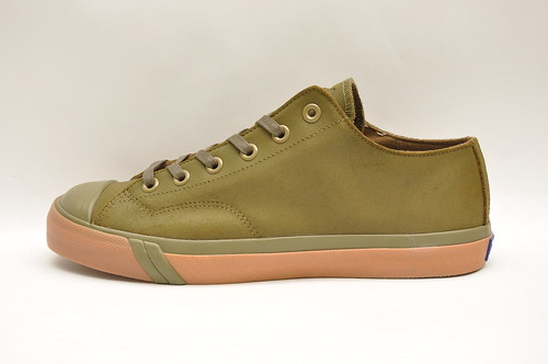 Royal Low Holiday '10 - Olive Leather