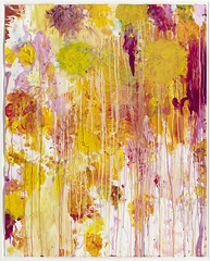 Twombly - Sin Titulo 2001