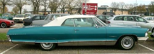 Pontiac Bonneville 1966