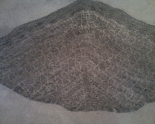shawl for Anna