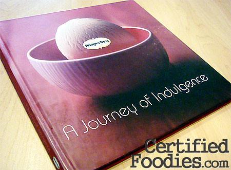 Haagen-Dazs menu - CertifiedFoodies.com
