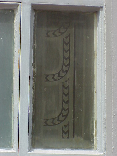 Window, ASB Bank, Napier