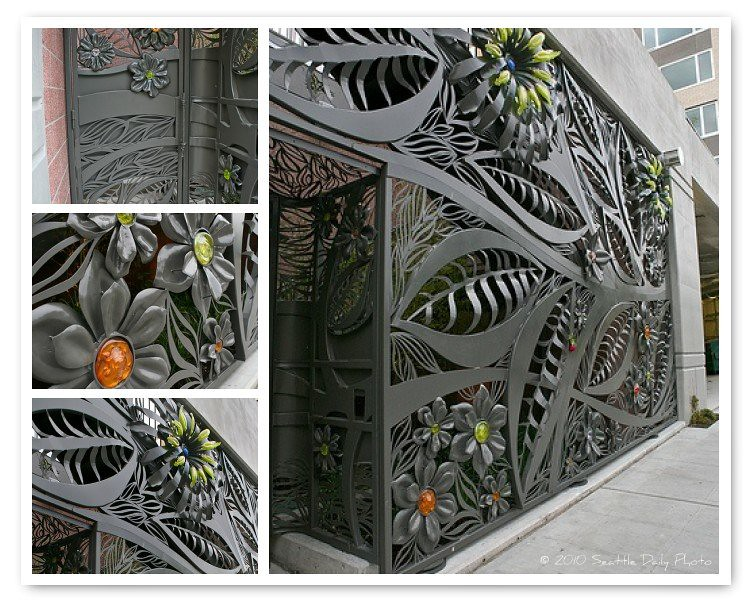 Custom Metal Work & Glass