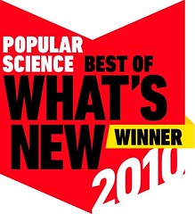 PlayStation Move: Popular Science Best of What's New 2010 Winner