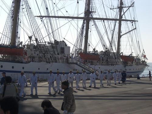 宇品港 日本丸 画像 15