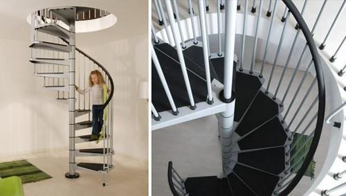 Civik Kit Spiral Stair Arke 2