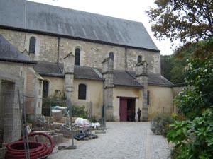 A casa de Dom Pérignon