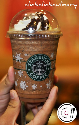 Starbucks Java Chip Ice Blended