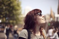[explored] (Brendan_Timmons) Tags: street portrait smile festival bubbles melbourne polish canon50mmf14 canon5dmkii