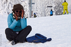 Sat Nov 20 - 11 (Elsbro) Tags: trees winter snow canada ski vancouver snowshoe bc northvancouver grousemountain winterscene