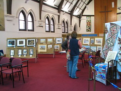 The Art Exhibition at Create-about 2009