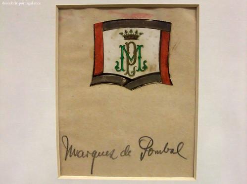 Signature du Marquis