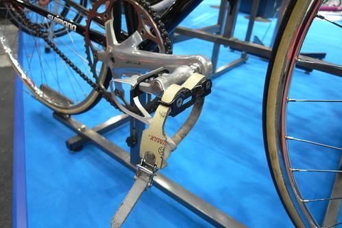 Half Cut! (Kashimax 'Dual Sprint' double pedal straps NJS)