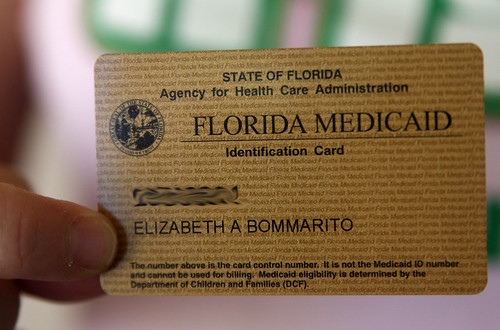 medicaid card. FL Medicaid Card