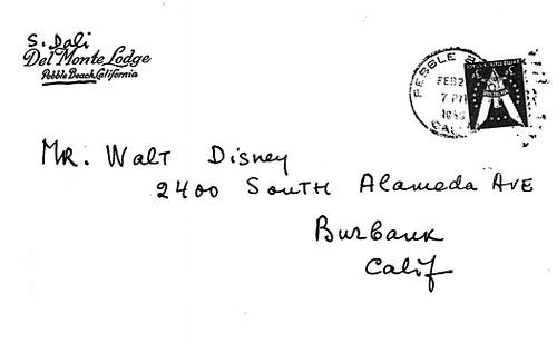 Walt Disney, Salvador Dali & 'Destino' (1a)