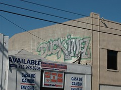 DUCK/IMES (BGIZL) Tags: art graffiti la duck rooftops cult csd btc imes csdk