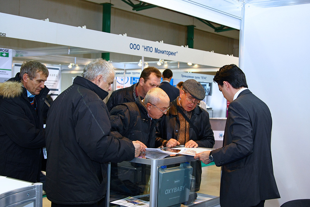 Business negotiations of WITT-Gasetechnik GmbH & Co KG