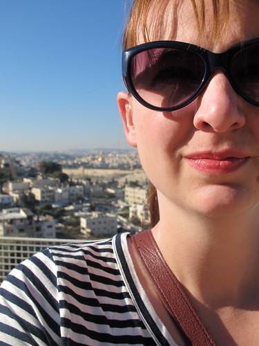 Jerusalem and me