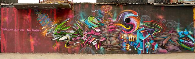 LRM*Dees*Zade*Asie*Pob*Painters (abril 2010 Viña del mar)