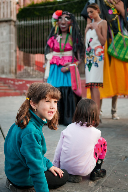 Fashion Shoot, San Miguel de Allende