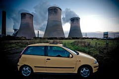 Outskirts - Emissions (teltone) Tags: ferry dream pollution emissions ozone sthelens fiddlers merseyside widnes the