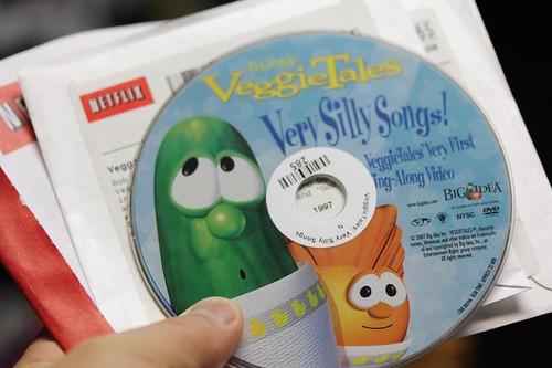 Veggie Tales?
