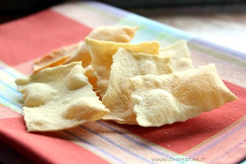 crackers semola