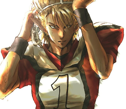 eyeshield 21 hiruma mamori. Favorite; Actions?; Share via