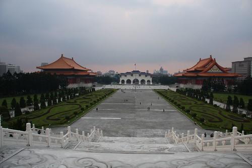 National Chiang Kai-shek Memorial Hall / 中正紀念堂