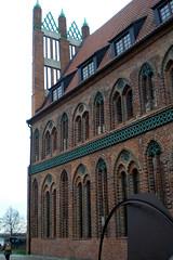 The Old City Town Hall in Szczecin (onnola) Tags: poland polska polen townhall rathaus pomerania pommern gotik szczecin stettin backstein pomorze