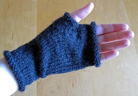 Toasty Fingerless Gloves