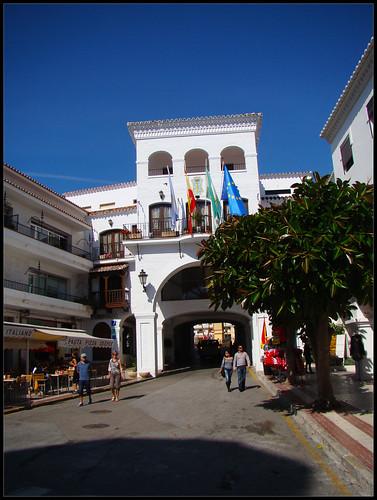 Ayuntamiento Nerja