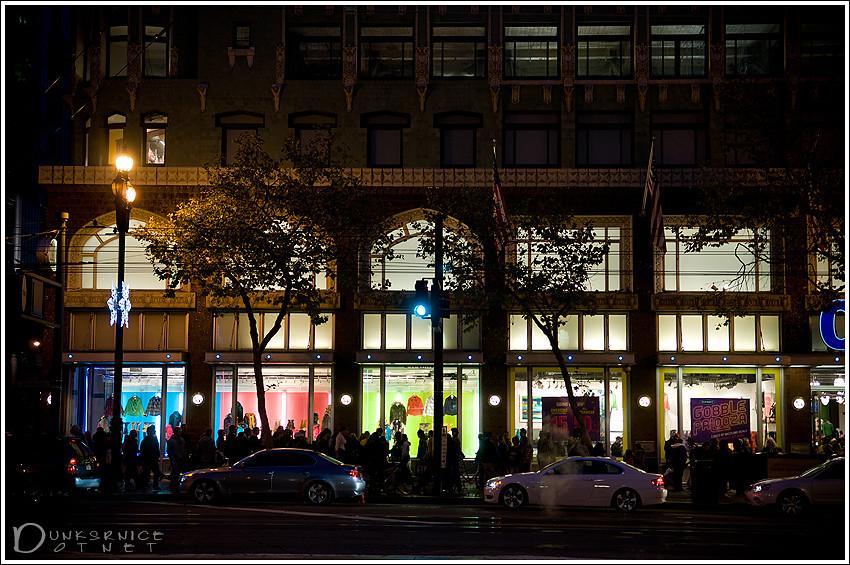 San Francisco Tree Lighting 11.26.10
