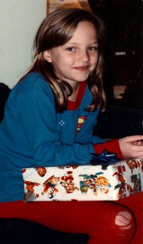 Me as a Kiddo