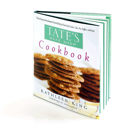Tate's Bake Shop Cookbook Giveaway!