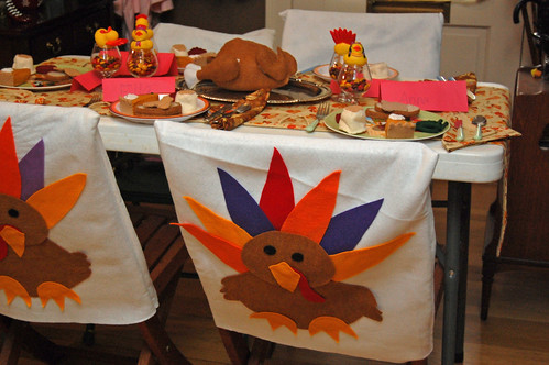 Thanksgiving Kids Table 05