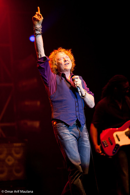 Simply Red at Soulnation 2010-14