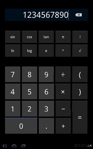 Android SDK で 3.0 Honeycomb プレビュー版をテスト16