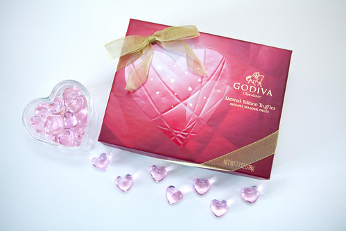 12-piece Valentine's Day Limited Edition Truffle Gift Box